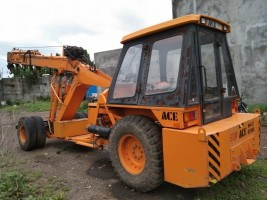 2018 model Used ACE 14XW Crane for sale in Amravati by owners online at best price, Product ID: 450067, Image 1- Infra Bazaar