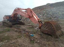 2017 model Used Tata Hitachi 200lc Excavator for sale in jawaharnagar by owners online at best price, Product ID: 450066, Image 5- Infra Bazaar