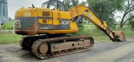 2012 model Used JCB JS120 Excavator for sale in Modasa by owners online at best price, Product ID: 450101, Image 3- Infra Bazaar