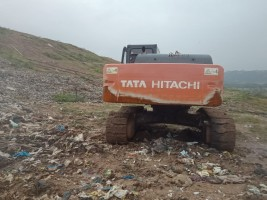 2017 model Used Tata Hitachi 200lc Excavator for sale in jawaharnagar by owners online at best price, Product ID: 450066, Image 2- Infra Bazaar