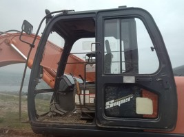 2017 model Used Tata Hitachi 200lc Excavator for sale in jawaharnagar by owners online at best price, Product ID: 450066, Image 4- Infra Bazaar