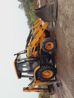 2012 model Used JCB 3DX Backhoe Loader for sale in Bazpur by owners online at best price, Product ID: 450111, Image 2- Infra Bazaar