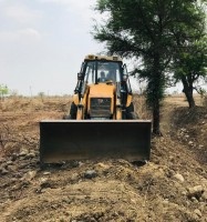 2009 model Used JCB 3DX  Backhoe Loader for sale in Warora,Dist Chandrapur by owners online at best price, Product ID: 450022, Image 2- Infra Bazaar