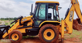 2019 model Used JCB 3DX Backhoe Loader for sale in Anantapuram by owners online at best price, Product ID: 450093, Image 1- Infra Bazaar