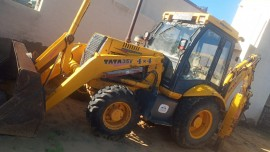 2012 model Used Tata 315V Backhoe Loader for sale in Fatehpur by owners online at best price, Product ID: 450113, Image 1- Infra Bazaar