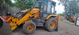 2014 model Used JCB 3DX Backhoe Loader for sale in Amravati by owners online at best price, Product ID: 450044, Image 1- Infra Bazaar