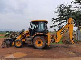 2019 model Used JCB 3DX Backhoe Loader for sale in Balaghat  by owners online at best price, Product ID: 450047, Image 2- Infra Bazaar
