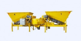 2018 model Used Others M 25 Batching Plant for sale in Ahmedabad  by owners online at best price, Product ID: 450088, Image 2- Infra Bazaar