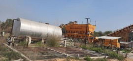 2018 model Used Maxmech 120 Cum Batching Plant for sale in Gorakhpur by owners online at best price, Product ID: 450109, Image 1- Infra Bazaar