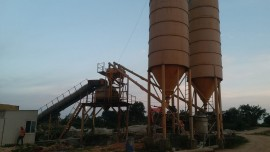 2016 model Used Maxmech MCP-60 Batching Plant for sale in Holenarsipura, Karnataka by owners online at best price, Product ID: 450011, Image 2- Infra Bazaar