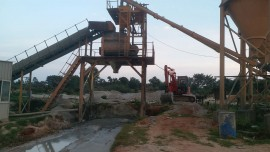 2016 model Used Maxmech MCP-60 Batching Plant for sale in Holenarsipura, Karnataka by owners online at best price, Product ID: 450011, Image 3- Infra Bazaar
