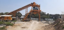 2018 model Used Maxmech 120 Cum Batching Plant for sale in Gorakhpur by owners online at best price, Product ID: 450109, Image 2- Infra Bazaar