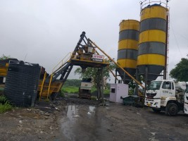 2019 model Used CONMAT 2019 Batching Plant for sale in THANE by owners online at best price, Product ID: 450059, Image 2- Infra Bazaar