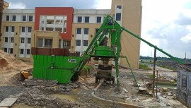 2018 model Used Schwing Stetter CP-18 Batching Plant for sale in Sitamarhi by owners online at best price, Product ID: 450018, Image 2- Infra Bazaar