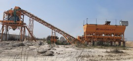 2018 model Used Maxmech 120 Cum Batching Plant for sale in Gorakhpur by owners online at best price, Product ID: 450109, Image 3- Infra Bazaar