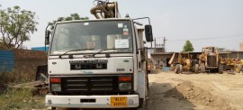 2018 model Used Schwing Stetter Ashok Leyland  Boom Placer for sale in UP by owners online at best price, Product ID: 450062, Image 3- Infra Bazaar