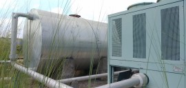 2019 model Used INDUS 90TR Chilling Plant for sale in Gorakhpur by owners online at best price, Product ID: 450110, Image 2- Infra Bazaar