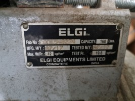 2017 model New ELGI TS 03 LB Compressor for sale in SILIGURI by owners online at best price, Product ID: 450112, Image 2- Infra Bazaar