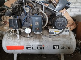 2017 model New ELGI TS 03 LB Compressor for sale in SILIGURI by owners online at best price, Product ID: 450112, Image 1- Infra Bazaar