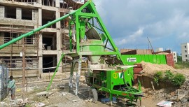 2018 model Used Schwing Stetter SP-1200 HD Concrete Pump for sale in Sitamarhi by owners online at best price, Product ID: 450019, Image 3- Infra Bazaar