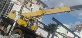 1996 model Used Kobelco RK200 Crane for sale in karnataka by owners online at best price, Product ID: 450032, Image 2- Infra Bazaar