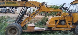 2011 model Used hercules H-120 Crane for sale in JAIPUR by owners online at best price, Product ID: 450017, Image 2- Infra Bazaar