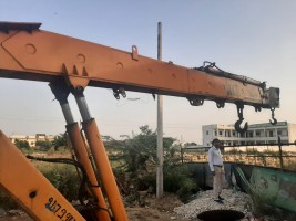 2017 model Used ACE ACTION 14XW Crane for sale in GWALIOR by owners online at best price, Product ID: 450016, Image 3- Infra Bazaar