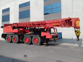 2005 model Used KRUPP GMT AT 70 Crane for sale in Bangalore  by owners online at best price, Product ID: 450126, Image 1- Infra Bazaar