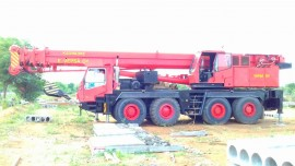2005 model Used KRUPP GMT AT 70 Crane for sale in Bangalore  by owners online at best price, Product ID: 450126, Image 2- Infra Bazaar