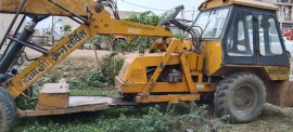 2011 model Used hercules H-120 Crane for sale in JAIPUR by owners online at best price, Product ID: 450017, Image 1- Infra Bazaar