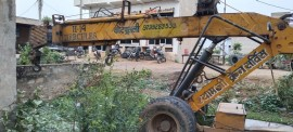 2011 model Used hercules H-120 Crane for sale in JAIPUR by owners online at best price, Product ID: 450017, Image 3- Infra Bazaar