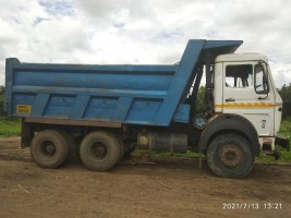 2012 model Used Tata 2518 Dumper for sale in Ambad,Jalna District  by owners online at best price, Product ID: 450039, Image 2- Infra Bazaar