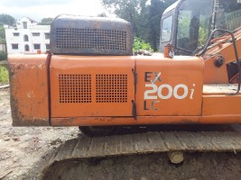2011 model Used Tata EX200 LC Excavator for sale in Dehradun by owners online at best price, Product ID: 450094, Image 1- Infra Bazaar
