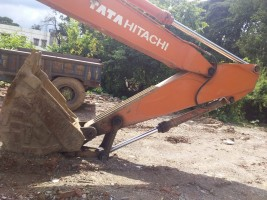 2011 model Used Tata EX200 LC Excavator for sale in Dehradun by owners online at best price, Product ID: 450094, Image 2- Infra Bazaar