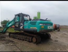 2015 model Used Kobelco Super X 210  Excavator for sale in Jammu  by owners online at best price, Product ID: 450102, Image 1- Infra Bazaar