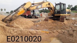 2011 model Used CAT 320D Excavator for sale in Ballia by owners online at best price, Product ID: 450083, Image 3- Infra Bazaar