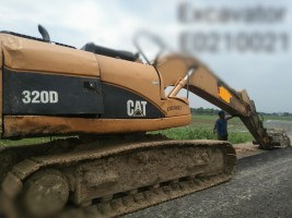 2011 model Used CAT 320D Excavator for sale in Ballia by owners online at best price, Product ID: 450083, Image 1- Infra Bazaar