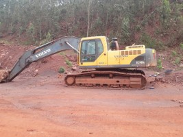 2016 model Used Volvo 290 Excavator for sale in Hospet by owners online at best price, Product ID: 450104, Image 1- Infra Bazaar