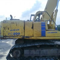 2008 model Used Komatsu 2008 Excavator for sale in CHINASARI, RAYAGADA by owners online at best price, Product ID: 450065, Image 1- Infra Bazaar