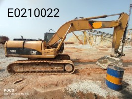 2011 model Used CAT 320D Excavator for sale in Ballia by owners online at best price, Product ID: 450083, Image 2- Infra Bazaar