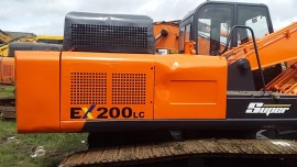 2012 model Used Tata EX200 LC Excavator for sale in Durgapur by owners online at best price, Product ID: 450097, Image 1- Infra Bazaar