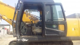 2013 model Used Hyundai R340 LC Excavator for sale in Durgapur by owners online at best price, Product ID: 450087, Image 2- Infra Bazaar