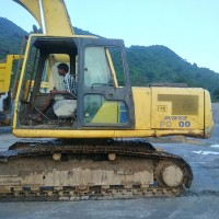 2008 model Used Komatsu 2008 Excavator for sale in CHINASARI, RAYAGADA by owners online at best price, Product ID: 450065, Image 2- Infra Bazaar