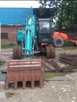 2015 model Used Kobelco Super X 210  Excavator for sale in Jammu  by owners online at best price, Product ID: 450102, Image 2- Infra Bazaar
