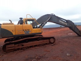 2016 model Used Volvo 290 Excavator for sale in Hospet by owners online at best price, Product ID: 450104, Image 2- Infra Bazaar