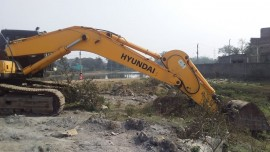 2013 model Used Hyundai R340 LC Excavator for sale in Durgapur by owners online at best price, Product ID: 450087, Image 3- Infra Bazaar