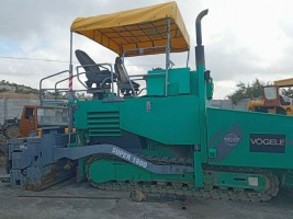 2000 model Used Wirtgen Super 1800 Paver for sale in Bangalore  by owners online at best price, Product ID: 450091, Image 3- Infra Bazaar