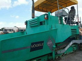 2000 model Used Wirtgen Super 1800 Paver for sale in Bangalore  by owners online at best price, Product ID: 450091, Image 2- Infra Bazaar