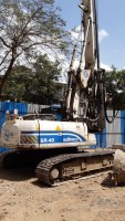 2011 model Used SoilMec SR-40 Piling Rigs for sale in Mumbai by owners online at best price, Product ID: 450100, Image 1- Infra Bazaar