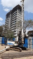 2011 model Used SoilMec SR-40 Piling Rigs for sale in Mumbai by owners online at best price, Product ID: 450100, Image 2- Infra Bazaar